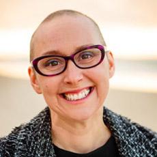 Psychologist & author Meg Welchman