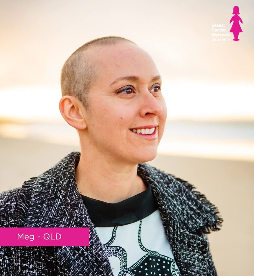photo of Meg in Breast Cancer Network Aust