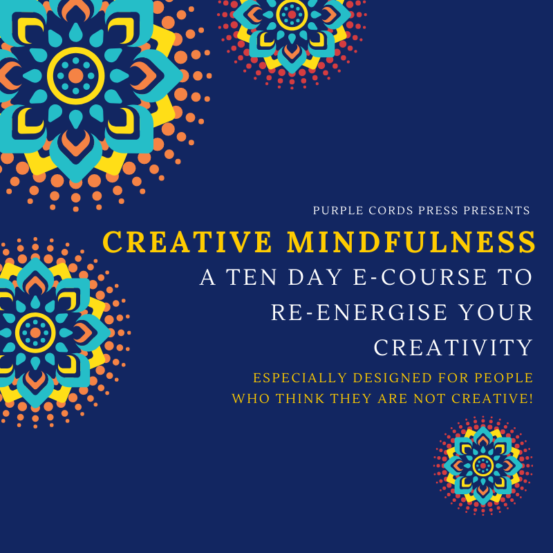 Creative Mindfulness 10 Day online course