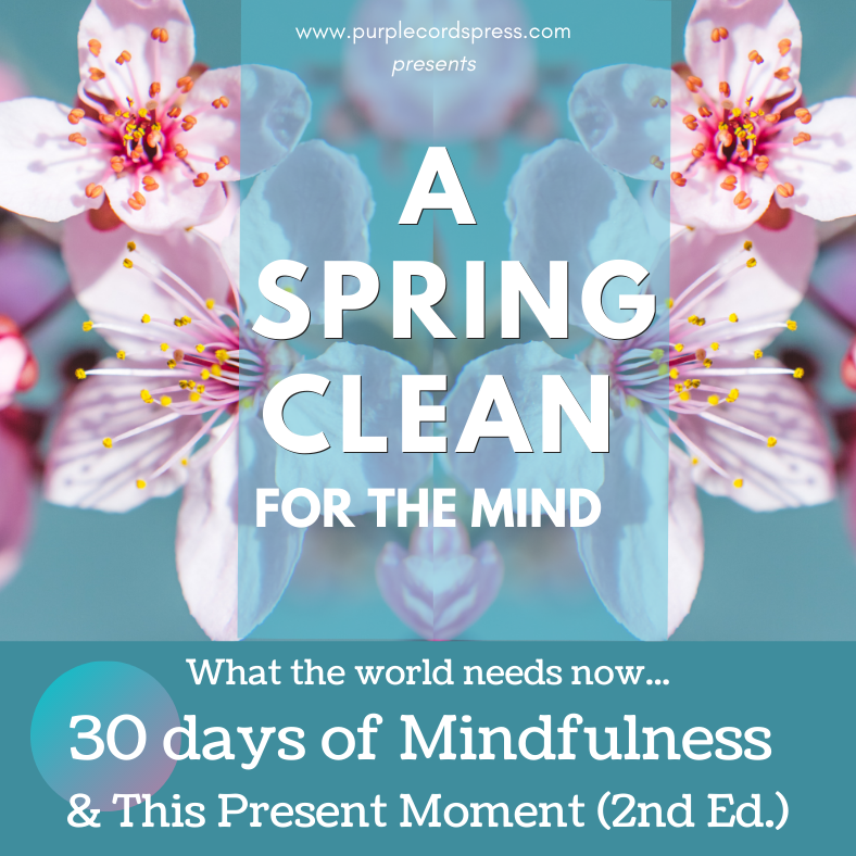 A Spring Clean for the Mind 2020